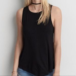 MOVING SALE AEO Soft & Sexy High Neck Tank NWT